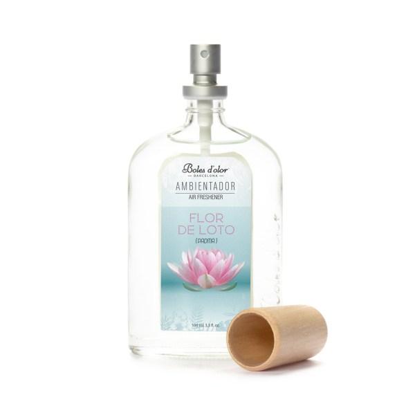 Ambientador Spray 100 Ambients Flor de Loto 0134070