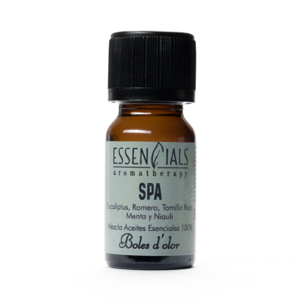 Essencials Aceite Esencial 10 ml. SPA 0600655