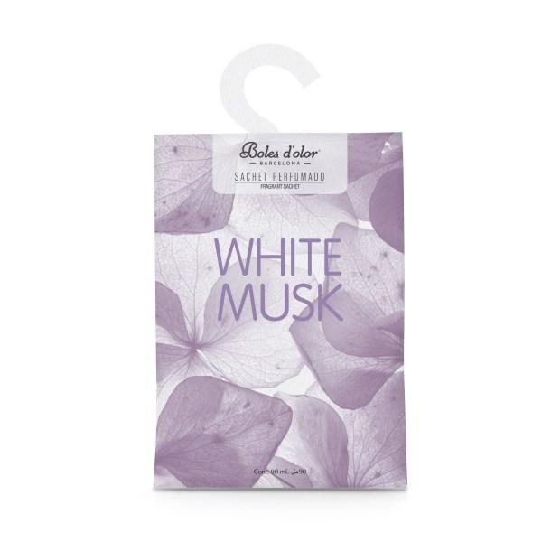 Sachet Perfumado Ambients White Musk 0136061