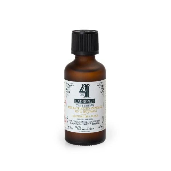 Aceite Esencial 50 ml. Los 4 Ladrones 0600015