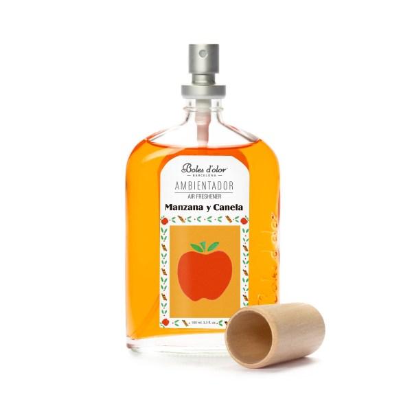 Spray Ambients Manzana y Canela