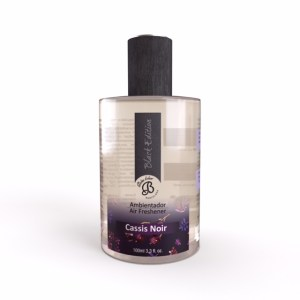 Spray Black Edition Cassis Noir