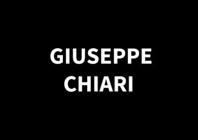GIUSEPPE CHIARI1926 – 2007