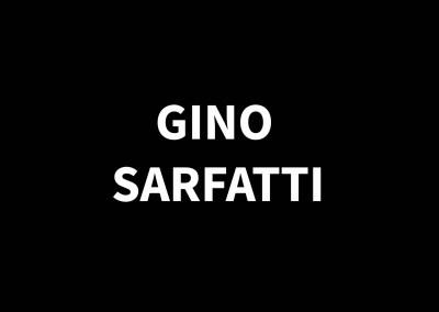 GINO SARFATTI1912 – 1985