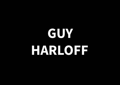 GUY HARLOFF1933 – 1991