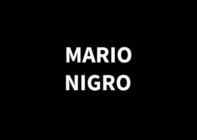 MARIO NIGRO1917 – 1992