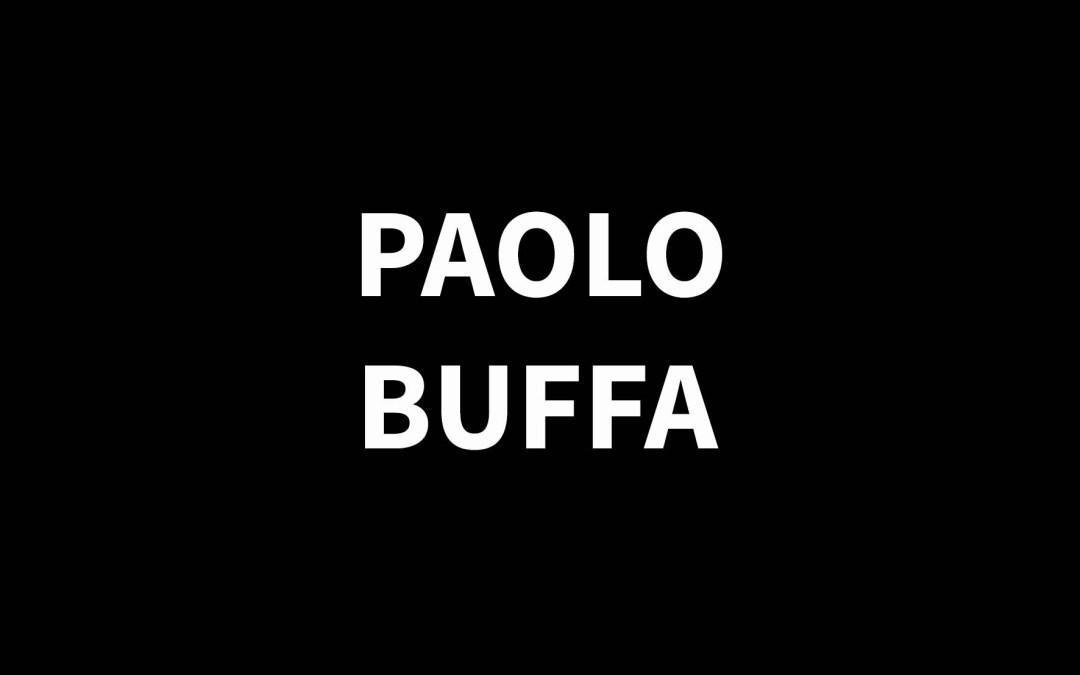 PAOLO BUFFA1903 – 1970