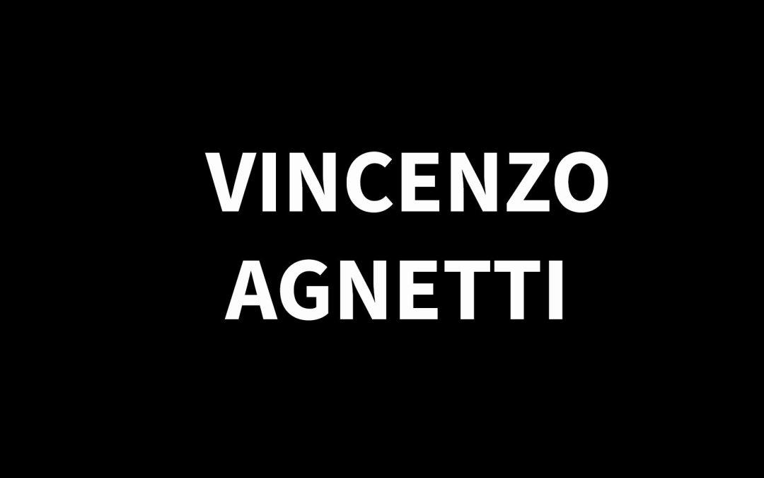 VINCENZO AGNETTI  1926 – 1981