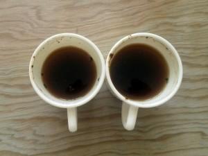 Café en infusión