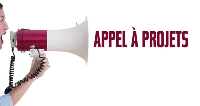 APPEL À PROJETS megaphone
