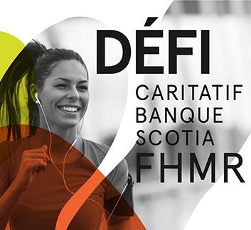 Défi caritatif Banque Scotia 2021