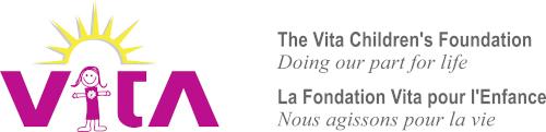 Logo de la Fondation Vita pour l'Enfance