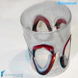 Goto cerchi in vetro di Murano - GOTI0015