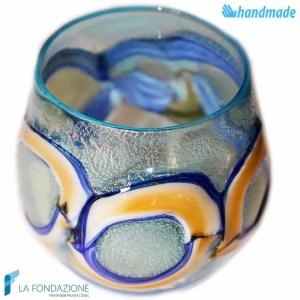 Goto Botte Mareblu in vetro di Murano - GOTI0023