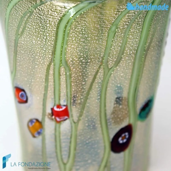 Goto Verde in vetro di Murano - GOTI0031