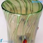 Goto Verde in vetro di Murano – GOTI0031