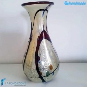 Vaso Arte in vetro di Murano - GOTI0041