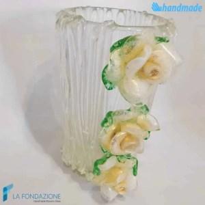 Vaso Fiore in vetro di Murano - GOTI0043