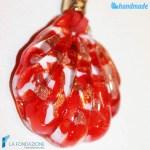 Pendente Conchiglia in vetro di Murano – PEND0041