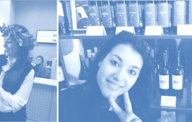 Erika Mandoli #MyCampusCAREER