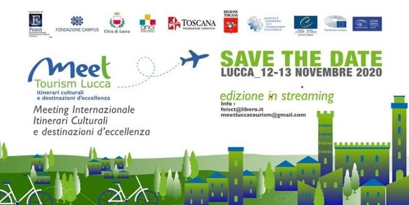 #IoSonoCampus. Meet Tourism Lucca 2020: un turismo sostenibile per guardare al futuro