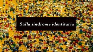Sindrome identitaria