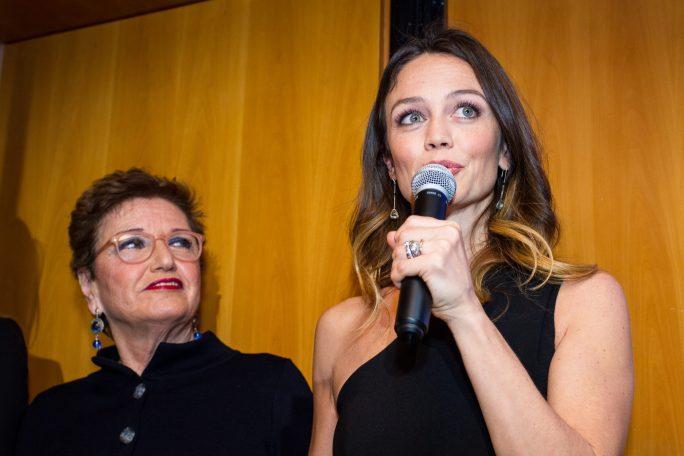 Mara Maionchi e Francesca Cavallin