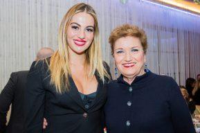 Veronica Angeloni con Mara Maionchi
