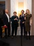 Rudy Zerbi, Mara Maionchi, Germano Lanzoni e Manuela Donghi