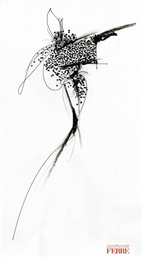 Fondazione Gianfranco Ferré / Collections / Woman / Prêt-à