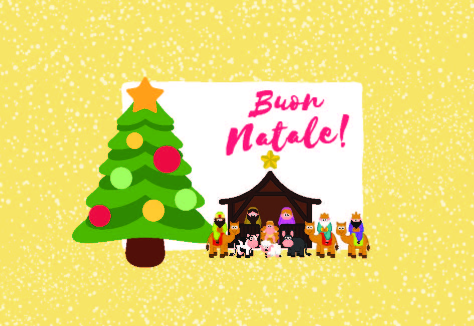 Buon Natale 2019 dalla Fondazione Giuseppe Ferraro