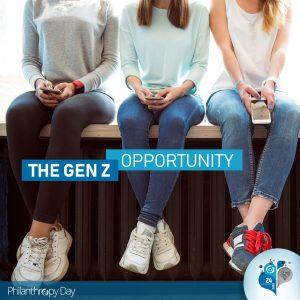 Generation Z Philanthropy Day