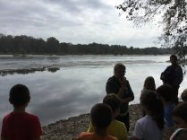 l'ambiente fluviale classi terze