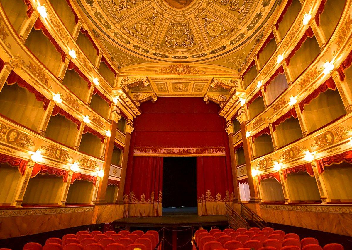 Affitto Teatro  Teatro Tina Di Lorenzo  Citt di Noto