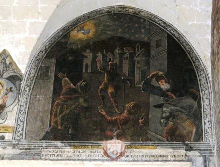 Il chiostro di S. Francesco di Paola a Grottaglie e il pittore Bernardino Greco da Copertino