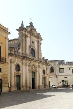 La Cattedrale di Nardò sotto i riflettori per la celebrazione della Messa del 13 maggio