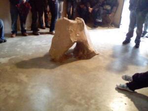 La pietra forata di Calimera