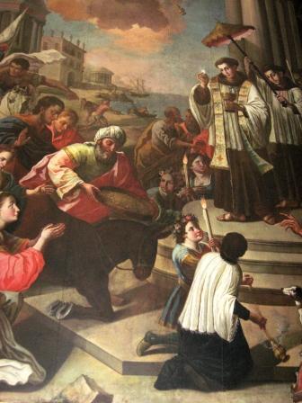 Saverio Lillo pittore settecentesco di Ruffano