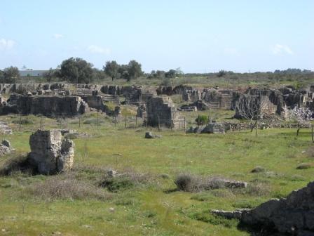 I tufi di Puglia