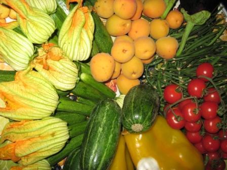 La forza e la potenza della Dieta Mediterranea sta anche nei suoi colori