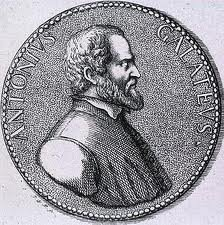 Antonio de Ferrariis, detto il Galateo, al marchese di Nardò