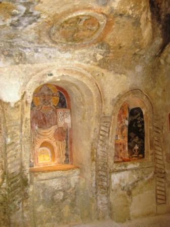 Grottaglie/ Santi in terracotta tra Ottocento e Novecento