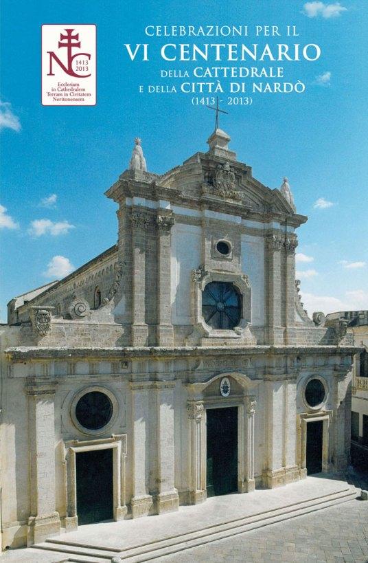 la facciata della Cattedrale di Nardò (ph Raffaele Puce)