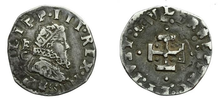 moneta Filippo III