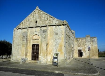 La chiesa di S. Maria d'Aurio