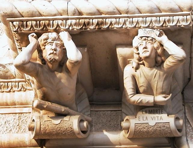 Quella seconda mensola del balcone del castello di Nardò … (6/6)