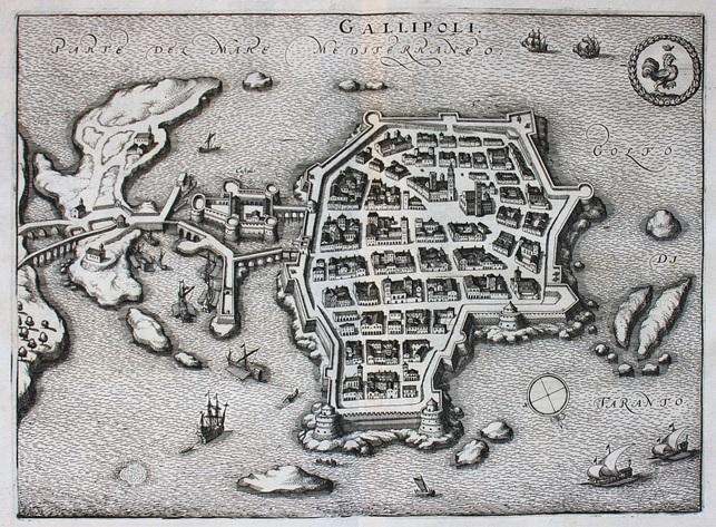 Mattheus Merian, 1688