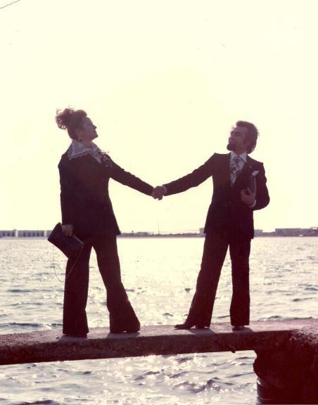 Porto Cesareo 1974, Nino e Giulietta