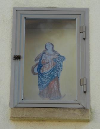 Immacolata Concezione, sec.XIX, borgo antico, Tutino