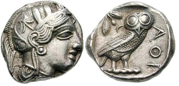Immagine tratta da http://www.wildwinds.com/coins/greece/attica/athens/i.html
